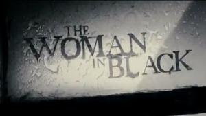 The Woman in Black Banner