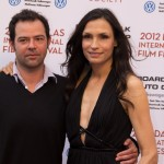 Rory Cochrane &amp; Famke Janssen - 2012 DIFF