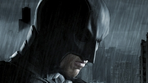 The Dark Knight Rises Header