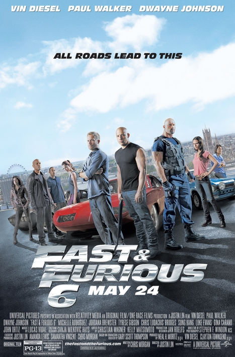 Fast 6 Theatrical