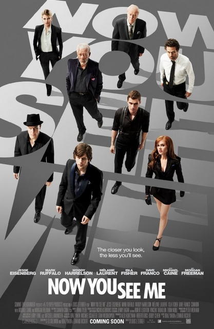 Now You See Me Theatrical