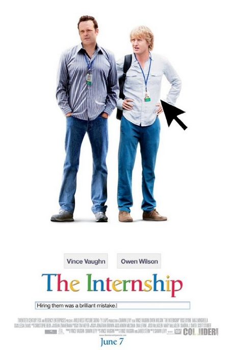 The Internship Theatrical
