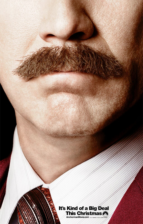 Anchorman 2 Theatrical Teaser