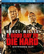 Blu-ray - A Good Day to Die Hard