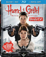 Blu-ray - Hansel & Gretel - Witch Hunters