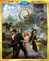 Blu-ray - Oz the Great and Powerful