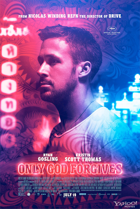 Only God Forgives Theatrical