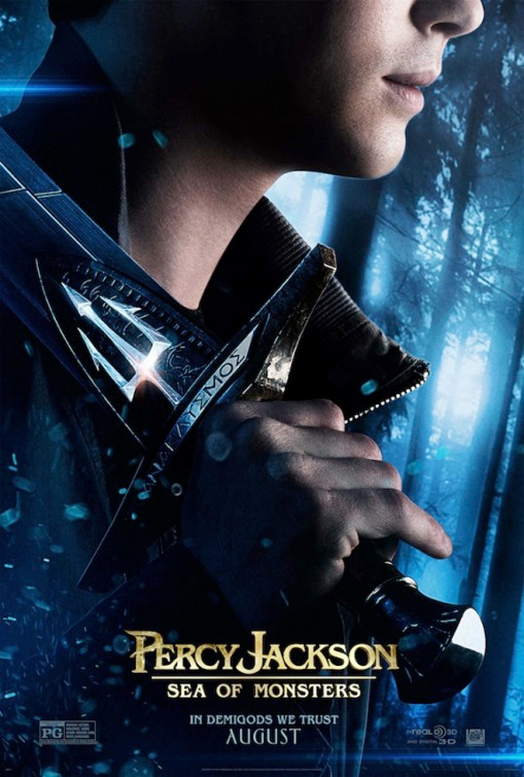 Percy Jackson_Sea of Monsters Teaser