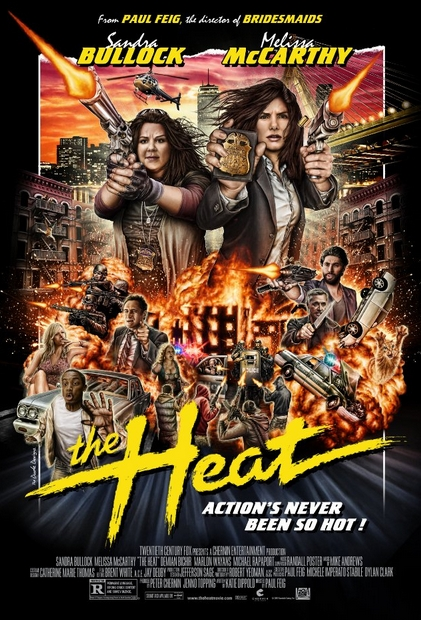 The Heat_Theatrical