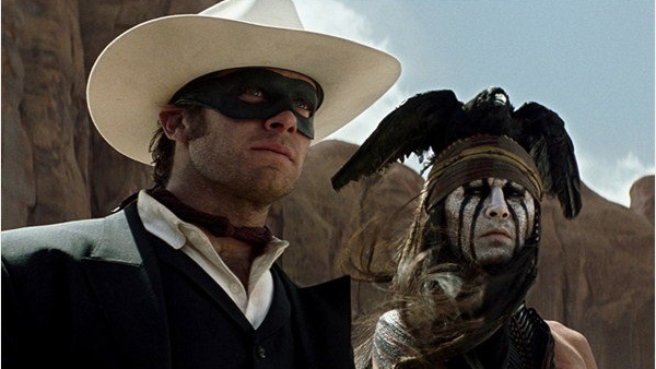 The Lone Ranger-Header