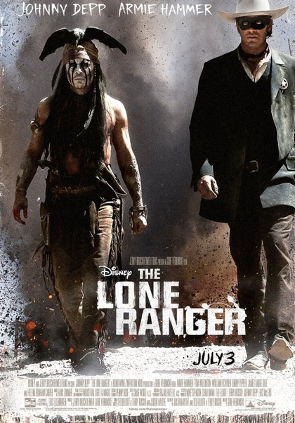 The Lone Ranger_Theatrical