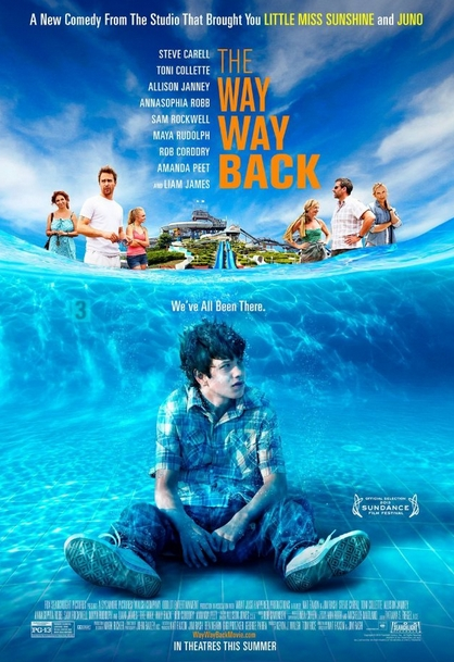 The Way Way Back Theatrical