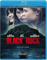 Blu-ray - Black Rock