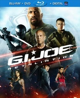 Blu-ray - GI Joe - Retaliation