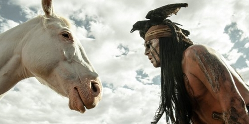 The Lone Ranger_Depp