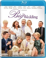 Blu-ray - The Big Wedding