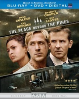 Blu-ray - The Place Beyond the Pines