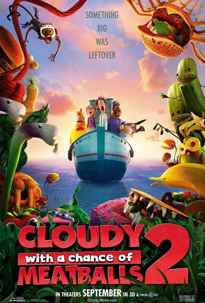Cloudy 2 Theatrical