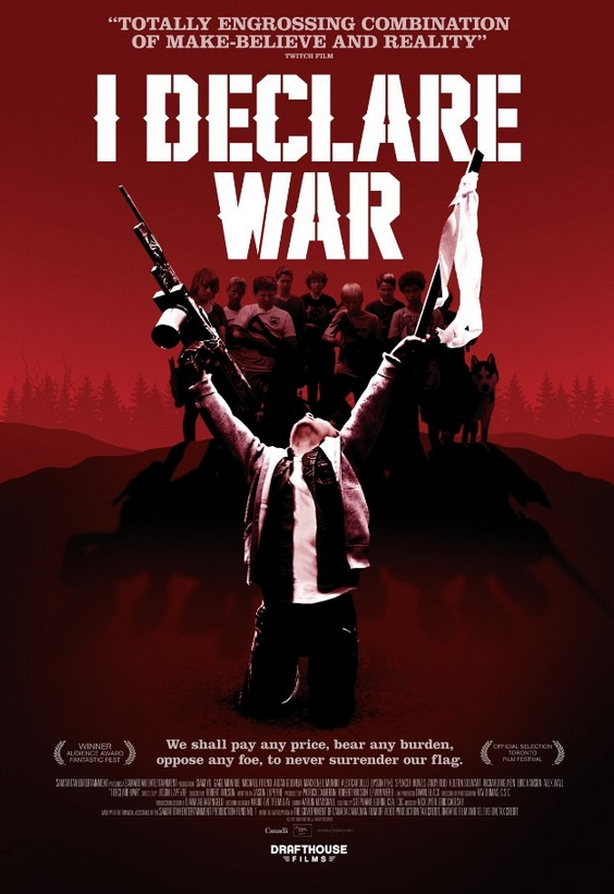 I Declare War Theatrical