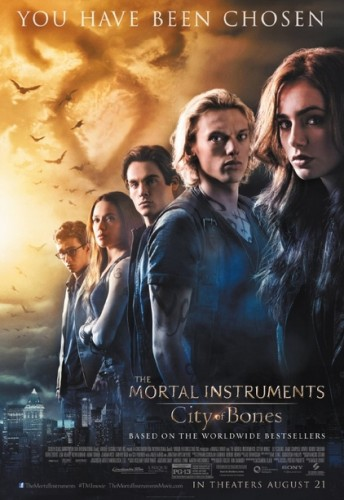 The Mortal Instruments_City of Bones Theatrical