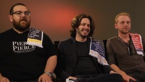 The World's End Interview Banner