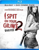 Blu-ray - I Spit on Your Grave 2