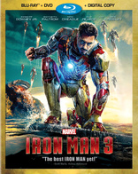 Blu-ray - Iron Man 3