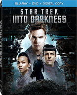 Blu-ray - Star Trek into Darkness