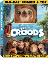 Blu-ray - The Croods