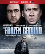 Blu-ray - The Frozen Ground