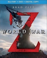 Blu-ray - World War Z
