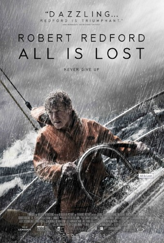 All Is Lost Theatrical