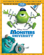 Blu-ray - Monsters University