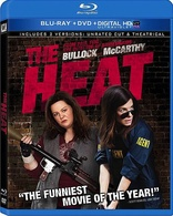 Blu-ray - The Heat