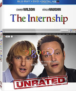 Blu-ray - The Internship