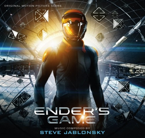Ender's Game OST Cover