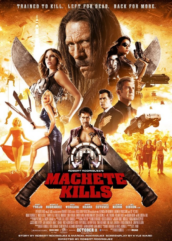 Machete Kills Theatrical