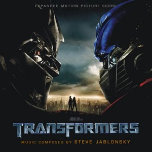 Transformers (2CD Expanded Score) OST Cover