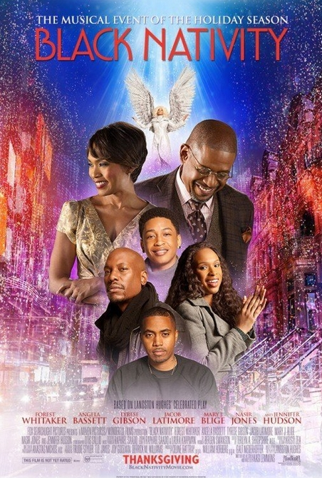 Black Nativity Theatrical