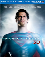 Blu-ray - Man of Steel