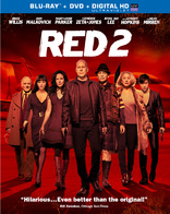 Blu-ray - Red 2