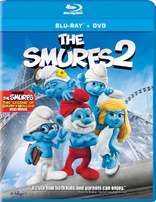Blu-ray - The Smurfs 2