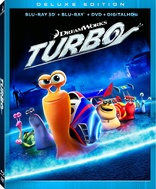 Blu-ray - Turbo