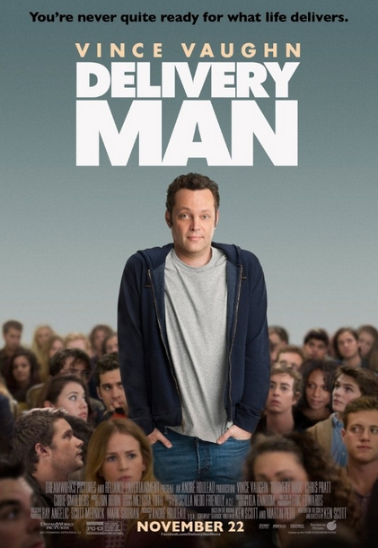 Delivery Man Theatrical