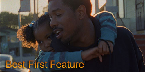 Andrew - Best First Feature - Fruitvale Station