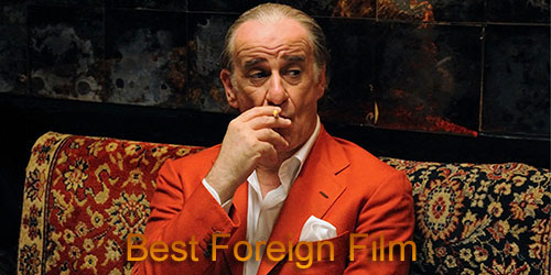 Andrew - Best Foreign Film - The Great Beauty