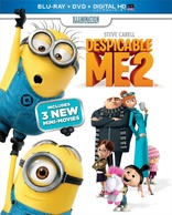 Blu-ray - Despicable Me 2