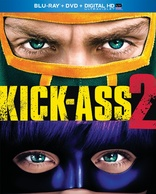 Blu-ray - Kick-Ass 2