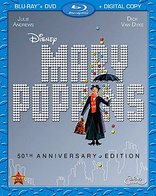 Blu-ray - Mary Poppins