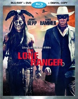 Blu-ray - The Lone Ranger
